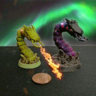 My first tabletop worm. Printed on elegoomars & ender3.  3d preview : https://skfb.ly/6Wqyz  #3d  #3ddruck  #3dprinted  #3dprinting  #3dprint  #elegoomars  #ender3  #tabletop  #tabletopgames  #fantasy  #fantasyart  #boardgames  #worm  #worms #wurm  #dennisgraf  #maerkische_schlachtfelder  #nemoriko3ddesign