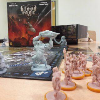 Bloodrage -Die Erste 🎬  #tabletop #boardgames #dennisgraf #maerkische_schlachtfelder #bloodrage #bloodrageboardgame