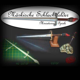 2D Logo into 3D 😀  #dennisgraf  #maerkische_schlachtfelder